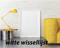 Witte Wissellijst